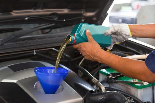 Topup Car coolant