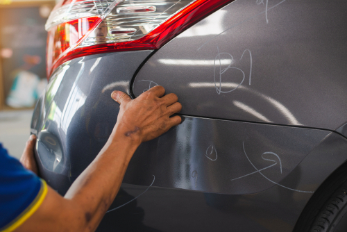 Car Dents And Scratches Repair