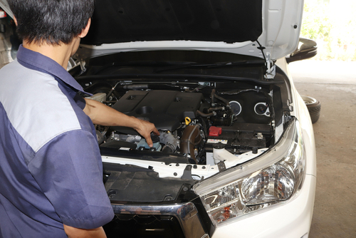 Things to Take Note on Car Inspection