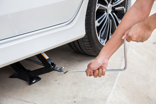 How to Change A Car Tire?
